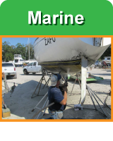 MARINE DUSTLESS BLASTING