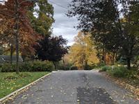 Fall foliage in Baxter