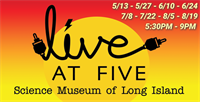Live at Five at the Science Museum: Event Committee/Sponsor