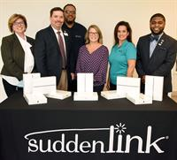 SUDDENLINK DONATES $50,000 WORTH OF IPADS TO  LENOIR COUNTY AND PITT COUNTY SCHOOLS