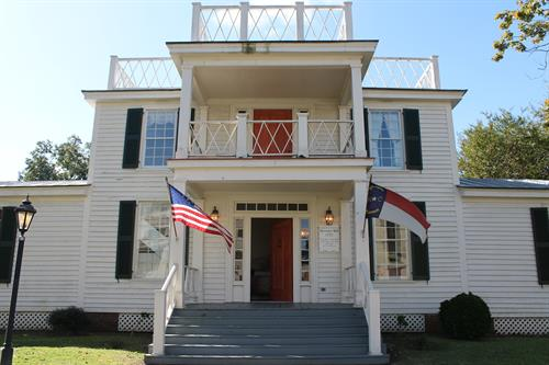 Historic Harmony Hall Museum