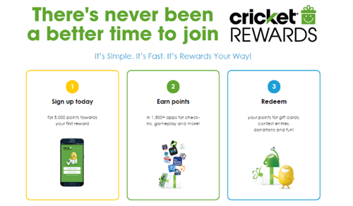 Cricket Rewards