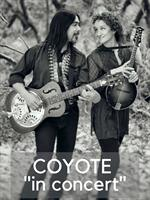 "COYOTE ""In Concert"" is an evening with Marcy Brenner & Lou Castro with special guests ... or not."