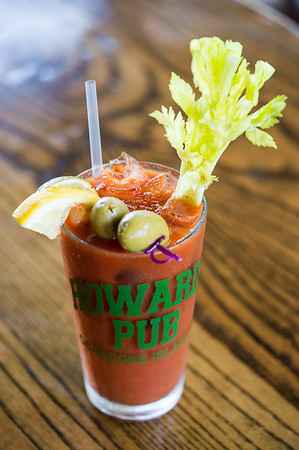 Bloody Mary made Fresh to Order