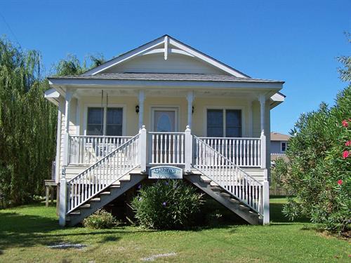 Sabra's Cottage