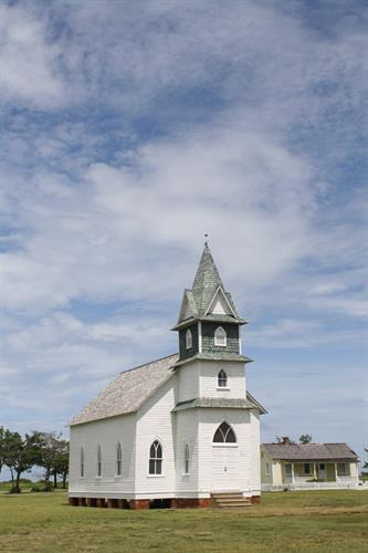 Portsmouth Island Methodist Church