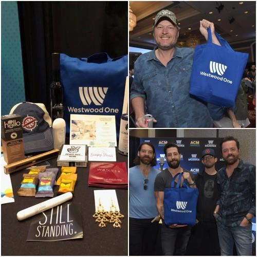 Our port style wine was featured in the Academy of Country Music Awards in Las Vegas.  Artists such as Blake Shelton and Old Dominion received bottles.
