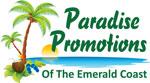 Paradise Promotions of the Emerald Coast