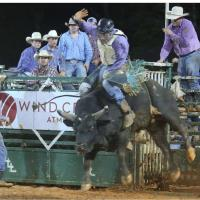 2019 Jennifer Claire Moore Professional Rodeo