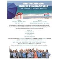 Brett/Robinson Annual Rummage Sale