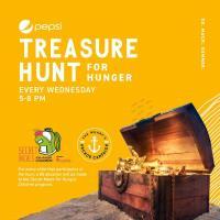Pepsi Treasure Hunt for Hunger