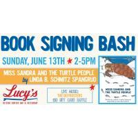 Book Signing Bash at Lucy's Foley at OWA