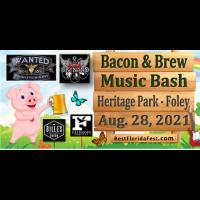 Bacon & Brew Music Bash