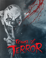 Town of Terror Haunted House