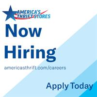 America's Thrift Stores Foley, AL - All Positions Wanted