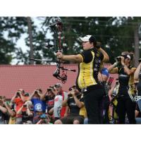 Archery Tournament Draws Strong Female Competition