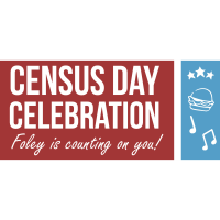 2020 Census Day Celebration in Foley CANCELED