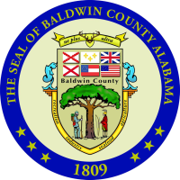 PUBLIC NOTICE REGARDING MANDATORY MASK REQUIREMENT FOR CIRCUIT COURTS IN BALDWIN COUNTY COURTS