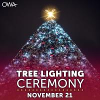 OWA to host 4th annual Tree Lighting Ceremony
