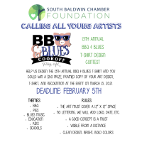 Callin All Young Artists! You're invited: ART DESIGN T-SHIRT CONTEST 2021