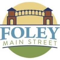 The Foley Butterfly helps kick off Downtown Foley Spring Event