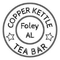 Second Location for Copper Kettle Tea Bar in Foley, AL