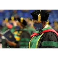 USA College of Medicine holds 2021 commencement