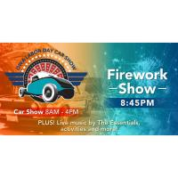 OWA Celebrates Labor Day Weekend with Car Show, Fireworks, Live Music
