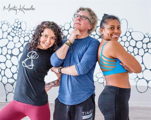 Pure Bliss Team - Zeni, Tony, Jackie