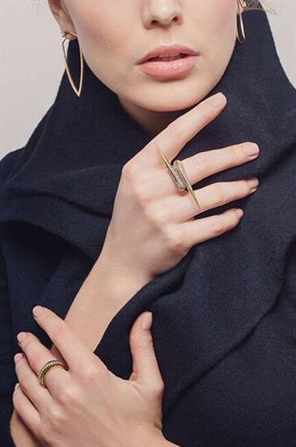 Camille Jewelry Campaign - Phoenix Collection