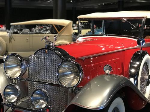 Blackhawk Auto Museum, Danville