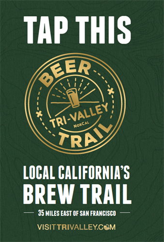 Tri-Valley Beer Trail Passport