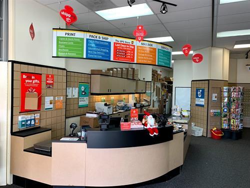 Main Counter