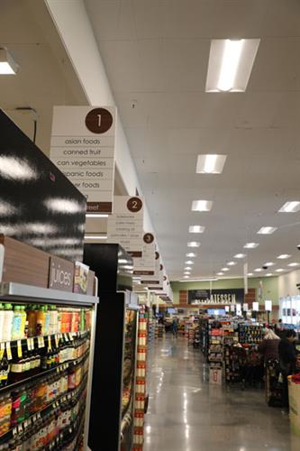 Half Moon Bay Safeway Full Store Remodel