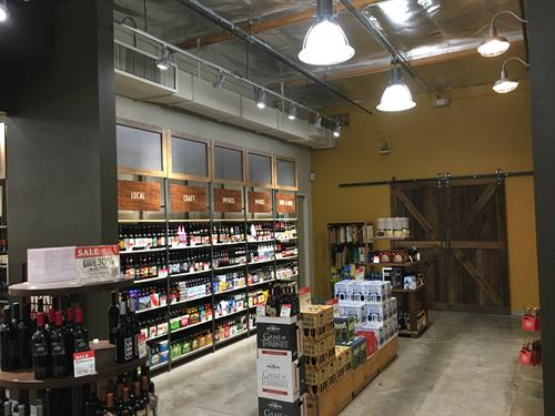 Cost Plus World Market - Marin Remodel