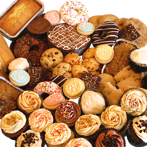 Our wide selection of sweet and savory gluten free products