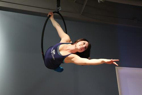 Aerial Hoop for Adults