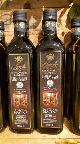 Imported EVOO from a small family farm in Southern Italy - we know the family!!