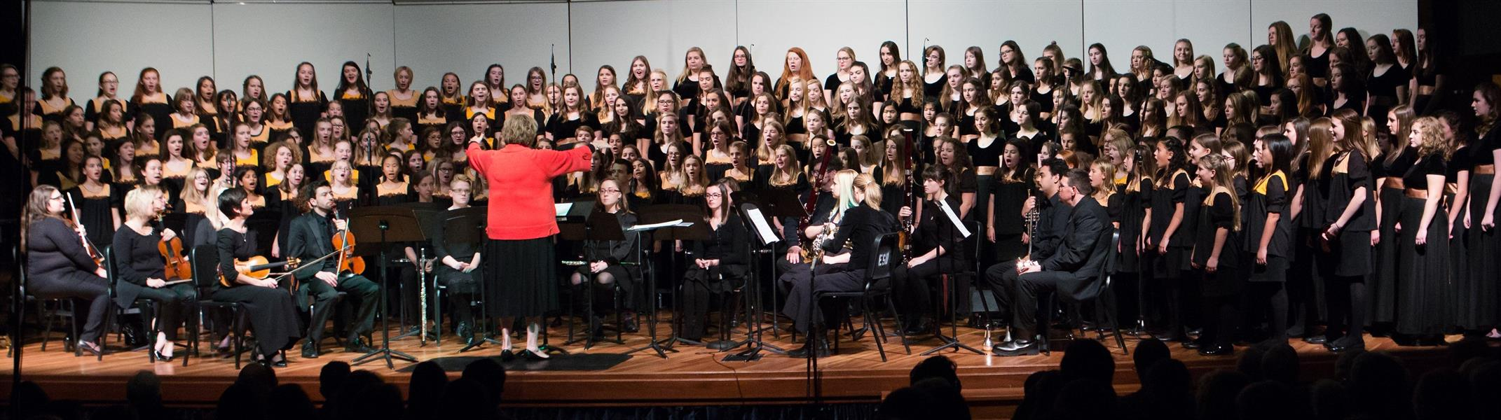 Spirito! Singers Auditions - Jul 31, 2019 to Aug 8, 2019 - Hinsdale