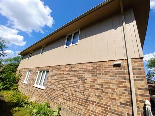 exterior painters western springs