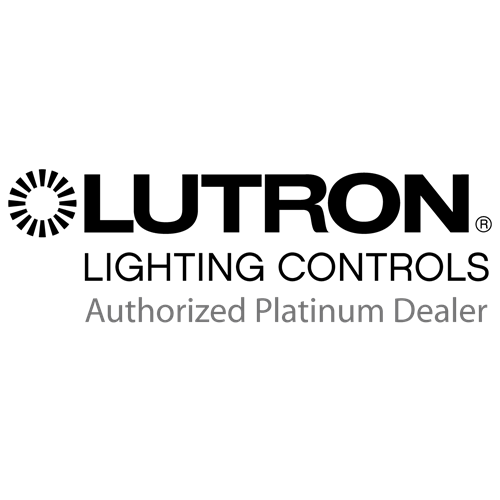 We are a Lutron Platinum Dealer and Ketra dealer!