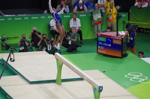 Simone Biles Olympics Rio