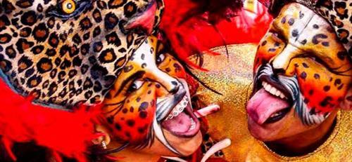 Carnival Barranquia Columbia