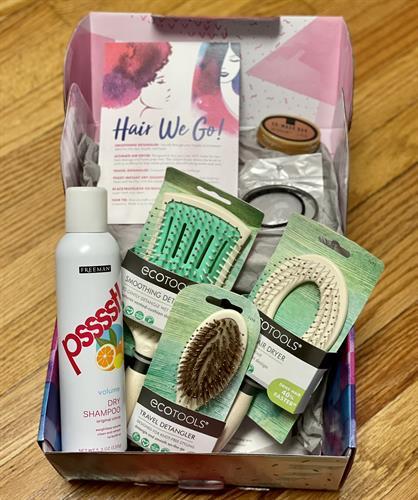 Hair Care Glam Box