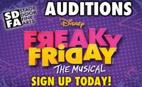Freaky Friday the Musical by Stage Door Fine Arts