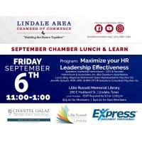 LACC Lunch & Learn