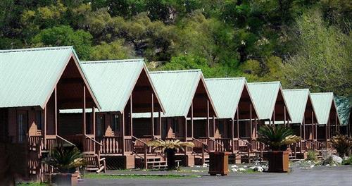 Loft cabins
