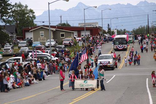 City of Wasilla Annual 4th July Parade