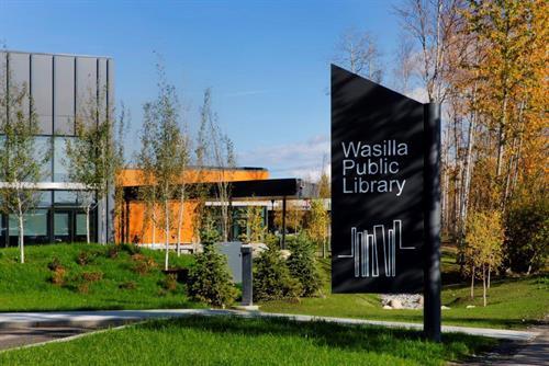 Wasilla City Library