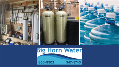Big Horn Water